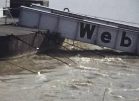 Überschwemmung in Köln