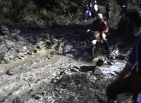Moto-Cross-Rennen