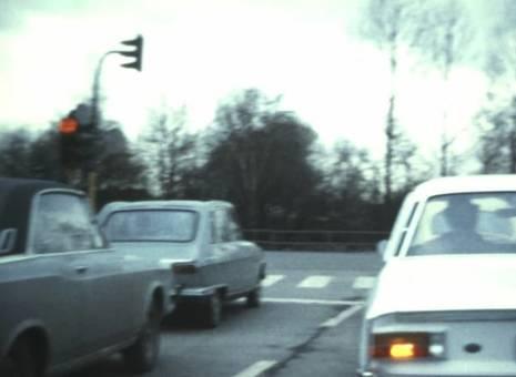 Mit dem Auto durch Köln