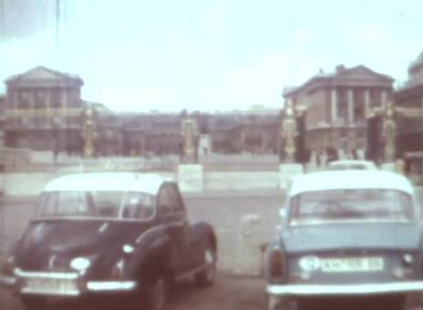 Schloss Versailles und Paris