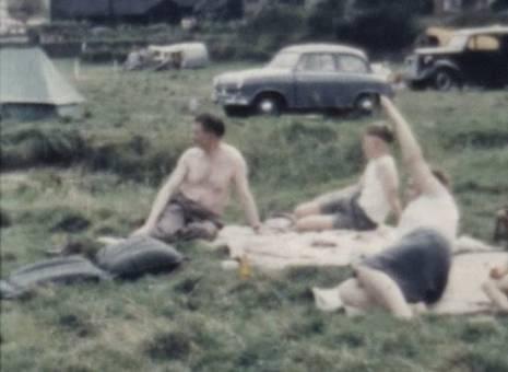 Picknick mit Rheinblick