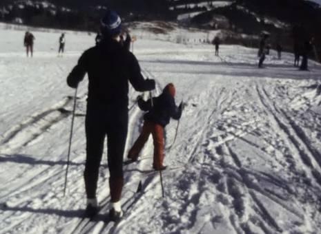 Skilaufen in Bayern