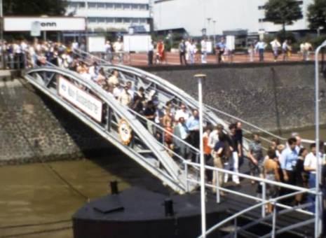 Mit dem Schiff zur BuGa