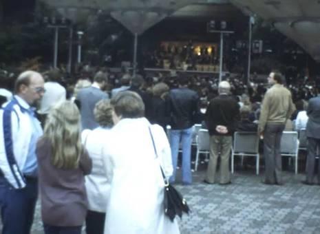Konzert im Tanzbrunnen