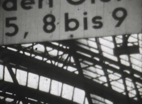 Abfahrt vom Kölner Hbf