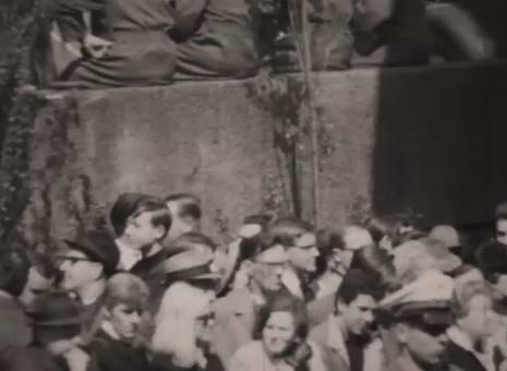 Adenauers Begräbnis