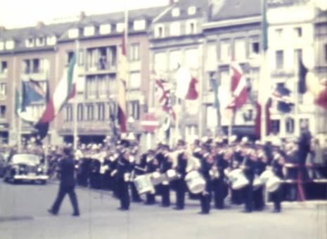 Staatsbesuch in Aachen