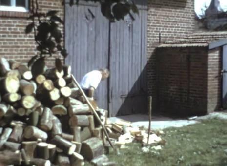 Holzschuh-Werkstatt