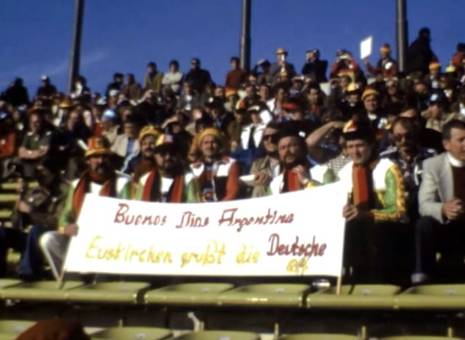 WM in Argentinien
