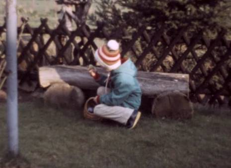 Ostermorgen 1980