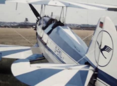 Hubschrauber und Segelflieger