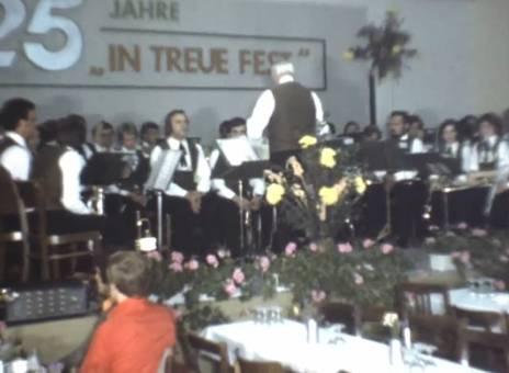 "25. Jahre ""In Treue Fest"""