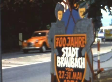 700 Jahre Braubach