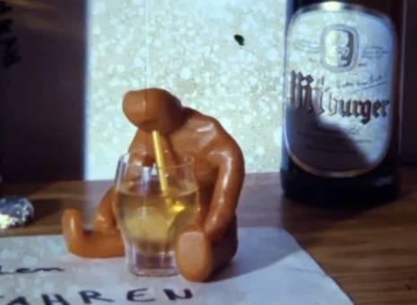 Die Gefahren des Alkohols