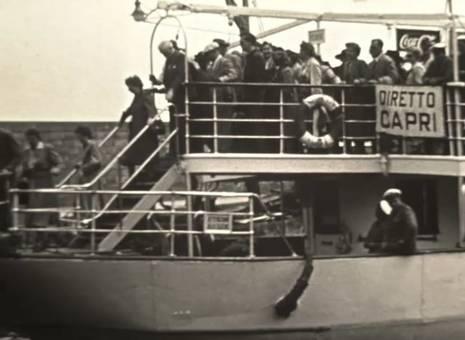 Schifffahrt nach Ercolano