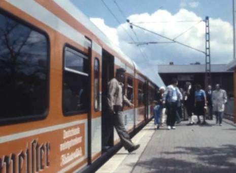 S-Bahn Richtung Unna