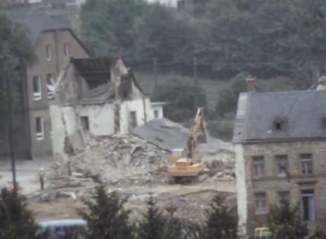 Baurabeiten in Butzweiler