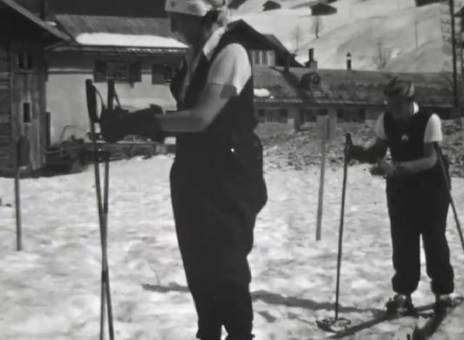 Ski-Urlaub