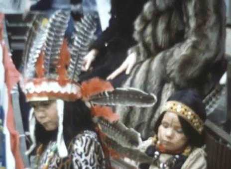 Helau ihr Indianer!