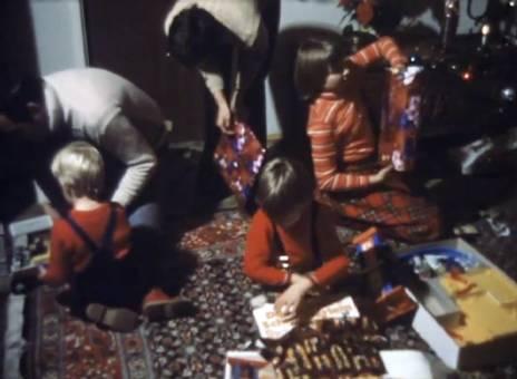 Weihnachten 1977