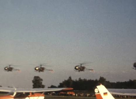 Helikoptershow