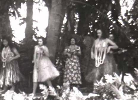 Hula auf Hawaii