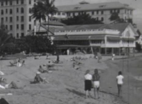 Surfen in Hawaii