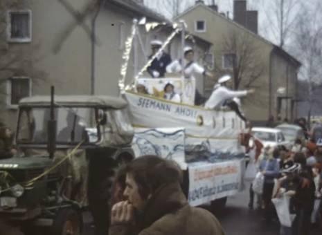 Karnevalszug in Siegburg