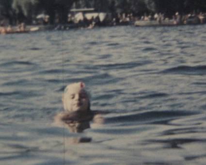 Rudern im Schlauchboot