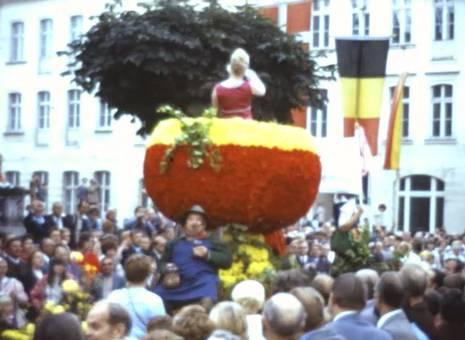 Blumenkorso in Bad Neuenahr