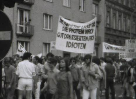 Streik gegen Bildungspolitik