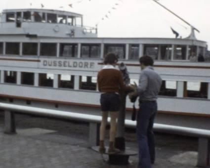 Düsseldorf-Schiff