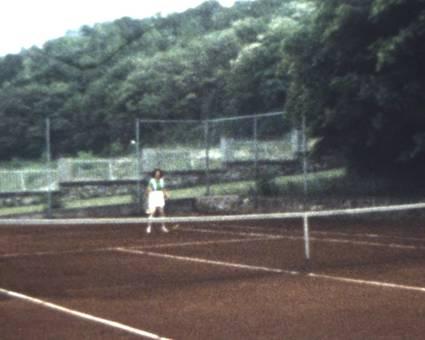 Partie Tennis