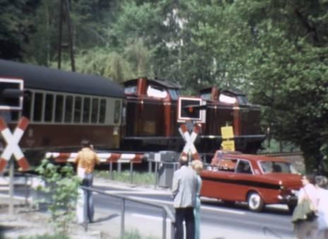 Zug nach Bad Schwalbach
