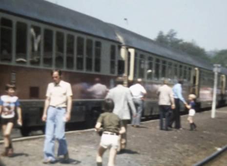 Der Zug nach Bad Schwalbach