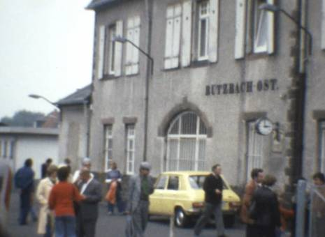 Lokwechsel in Butzbach