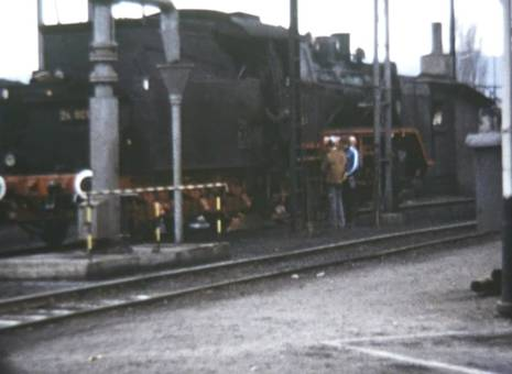Bahnfahrt nach Mayen