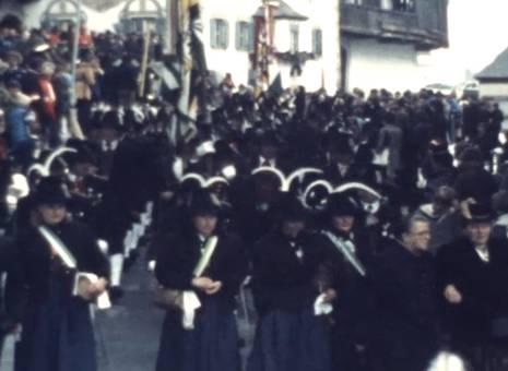 Schützenfest im Winter