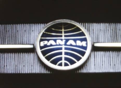 Abflug mit der Pan Am