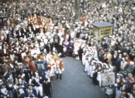 Karneval in Koblenz