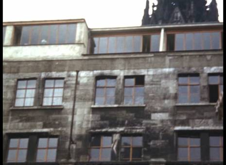 Kriegsschäden am Köln Hbf