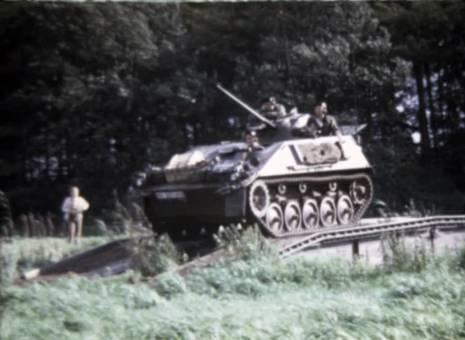 Panzer im Einsatz