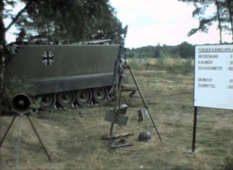 Panzervorführung