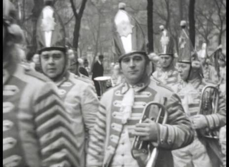 Rosenmontagszug 1937