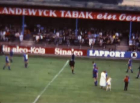 Mainz 05 gegen SV Alsenborn