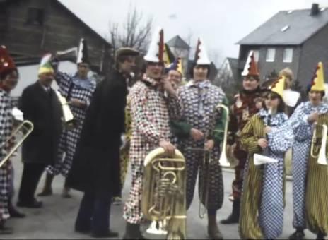 Prinzentaufe und Karneval