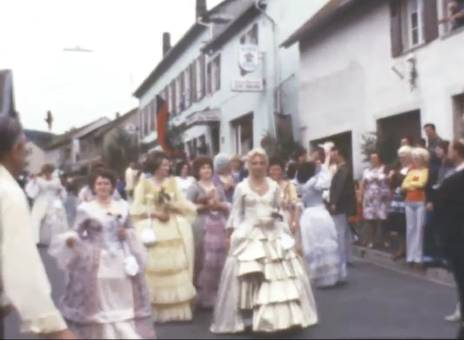 1200-Jahr-Feier Monzingen