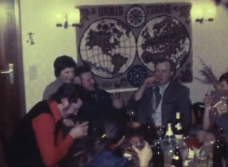 Silvesterparty mit Tanzeinlage