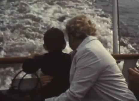 Dampferfahrt von Bingen