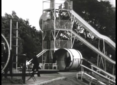 Im und am Atomium